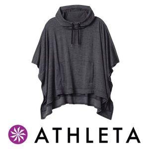 Athleta Blissful Poncho Sweater